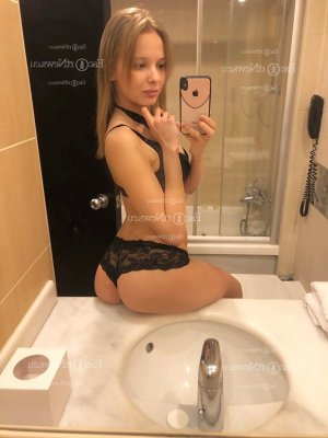 Katell live escorts in Athens and nuru massage